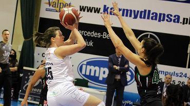 Sobota, 16 stycznia 2021 r. Energa Basket Liga Kobiet: POLSKASTREFAINWESTYCJI ENEA GORZÓW - ZAGŁĘBIE SOSNOWIEC 100:89