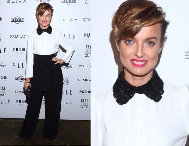 Zdjęcie numer 4 w galerii - Tłum gwiazd na Elle Style Awards. Stylizacja Halejcio... MASAKRA, ale przebiła ją Mielcarz. Kto jej TO doradził?!