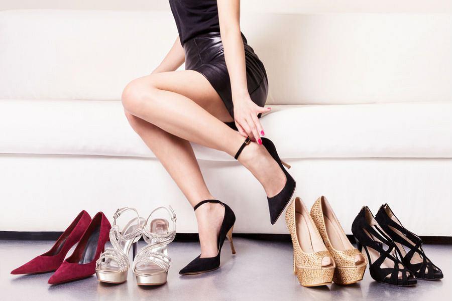 Buty na karnawał