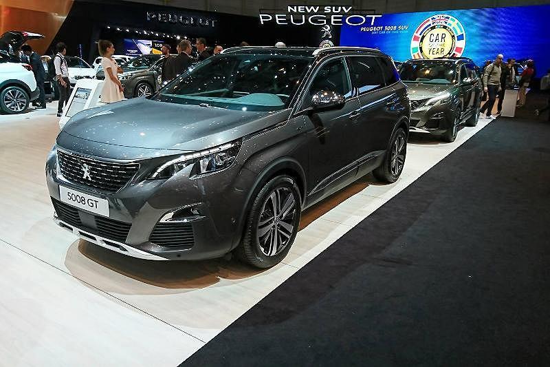 Peugeot 5008 GT