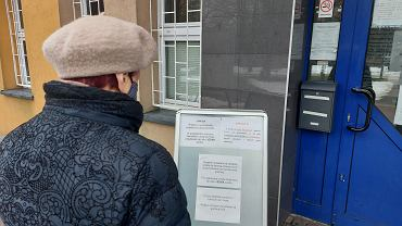 Ogłoszenie o nie rejestrowaniu na szczepienie w Przychodni Nord-Med w Częstochowie przy ul. Michałowskiego