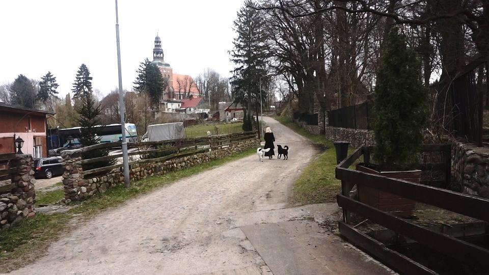 Krystyna Lemanowicz w swojej wsi