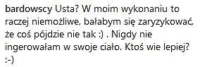 Komentarz Anny Bardowskiej