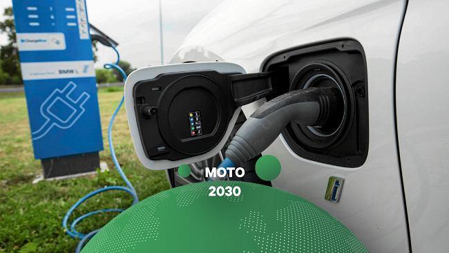Cykl Moto 2030. Omawiamy tematy związane z elektromobilnością, nowoczesnymi technologiami oraz z ekologią