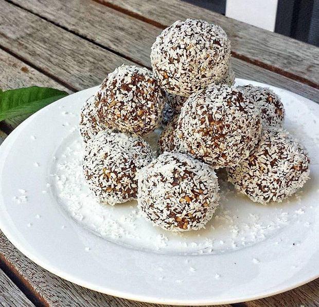 Kulki kokosowe według Ani Lewandowskiej