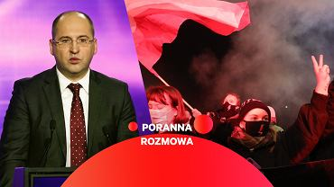 Adam Bielan gościem Porannej rozmowy Gazeta.pl