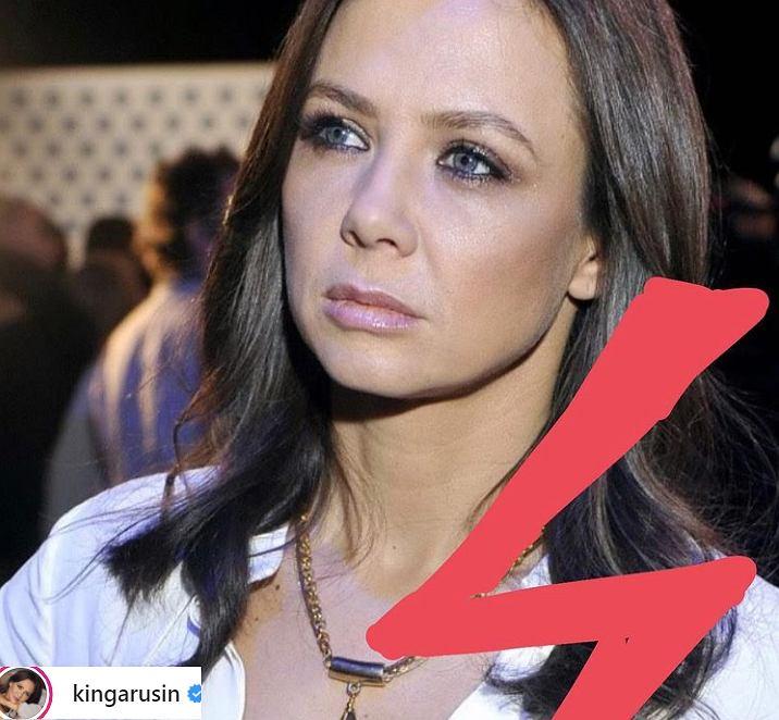 Kinga Rusin po uzasadnieniu TK: Wierzę, że lekarze, sędziowie, prokuratorzy nie będą respektowali tego 'wyroku'