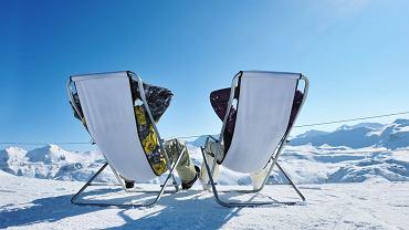 Narty Alpy Francja / shutterstock
