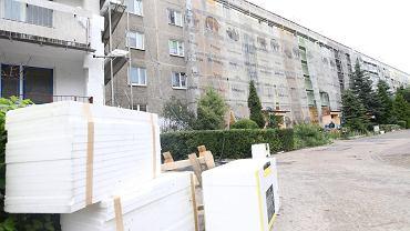 Ocieplanie budynków