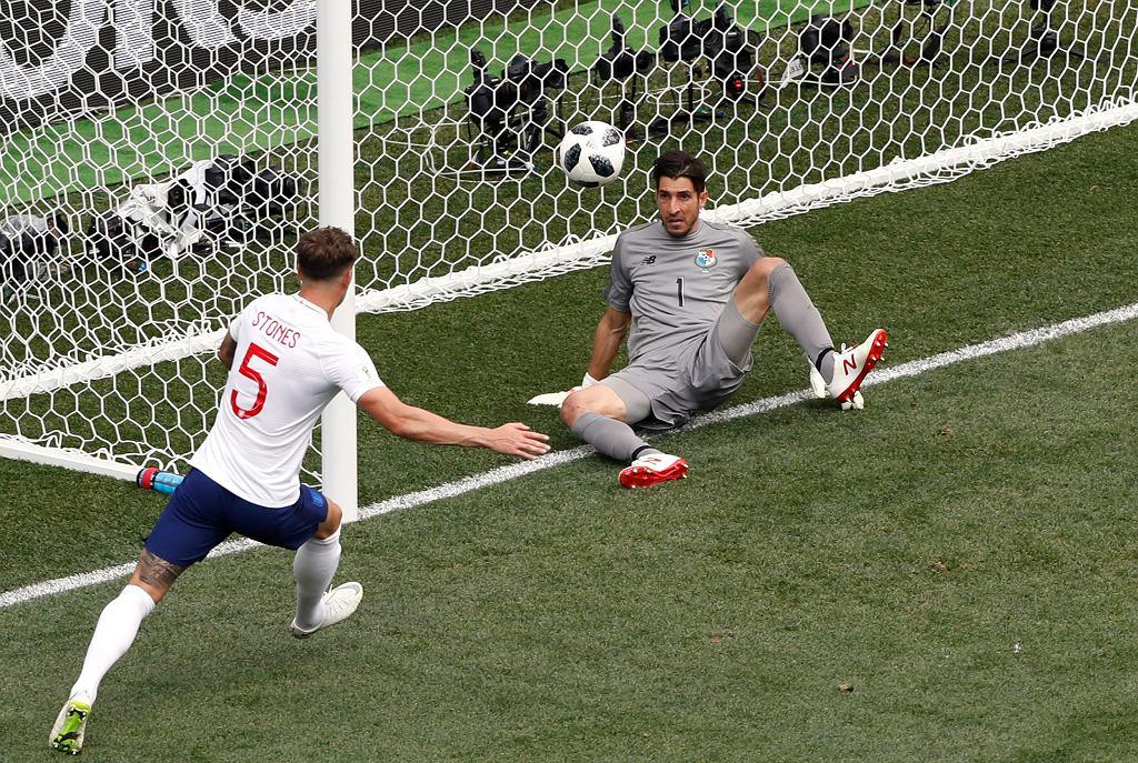 Russia Soccer WCup England Panama
