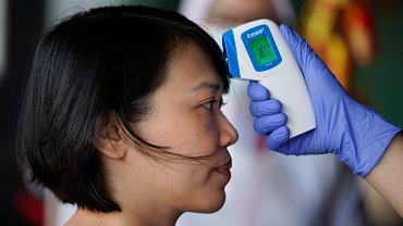 Koronawirus w Chinach. Liczba ofiar śmiertelnych wzrosła do 1380 (zdjęcie ilustracyjne)