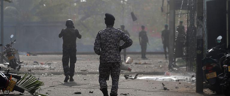 Zamachy na Sri Lance. Reuters: Aresztowano Syryjczyka