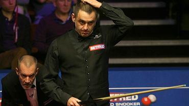 Sensacja w mistrzostwach świata w snookerze. Ronnie O'Sullivan pokonany! [WIDEO]