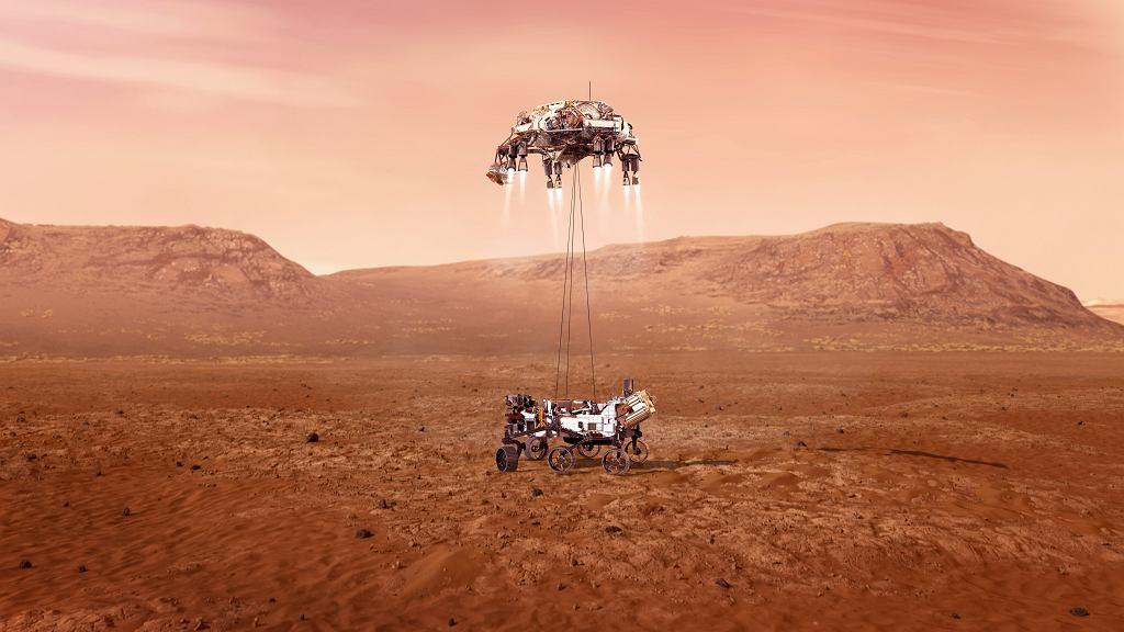 Misja Mars 2020 NASA