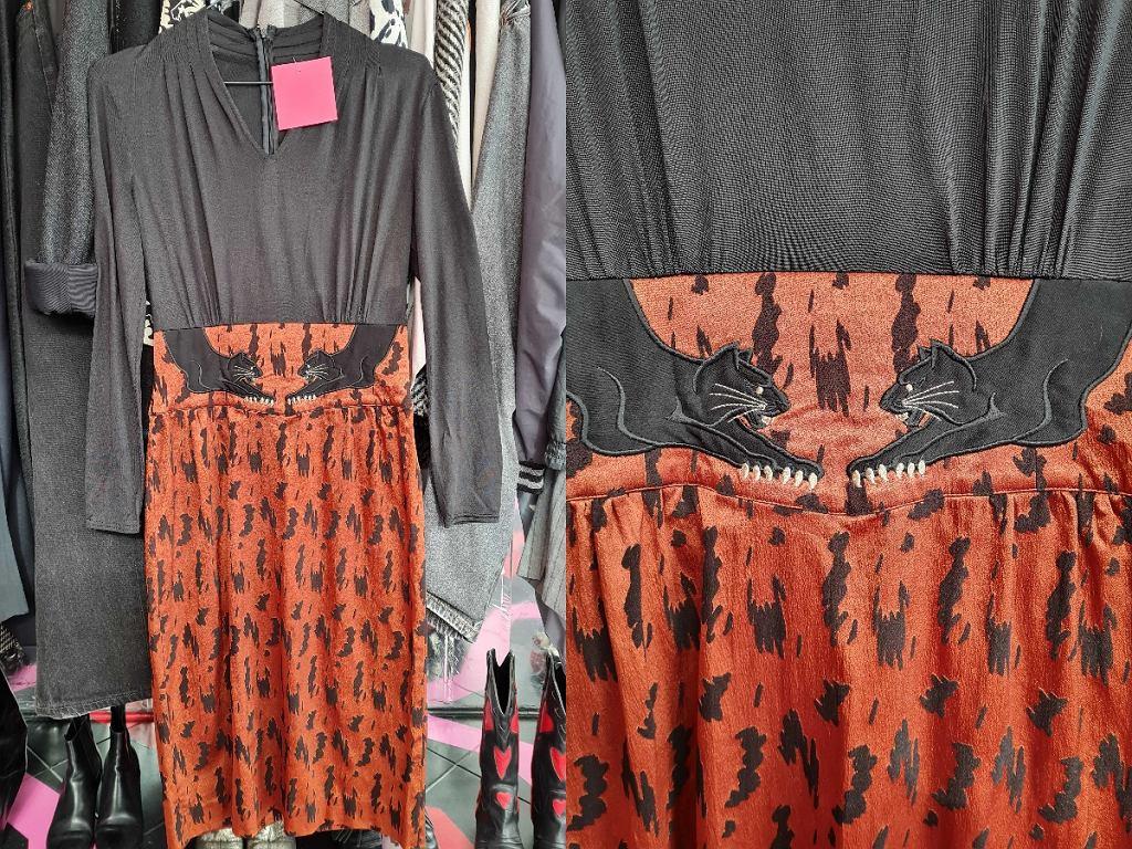 Sukienka Vintage Dzikość Serca