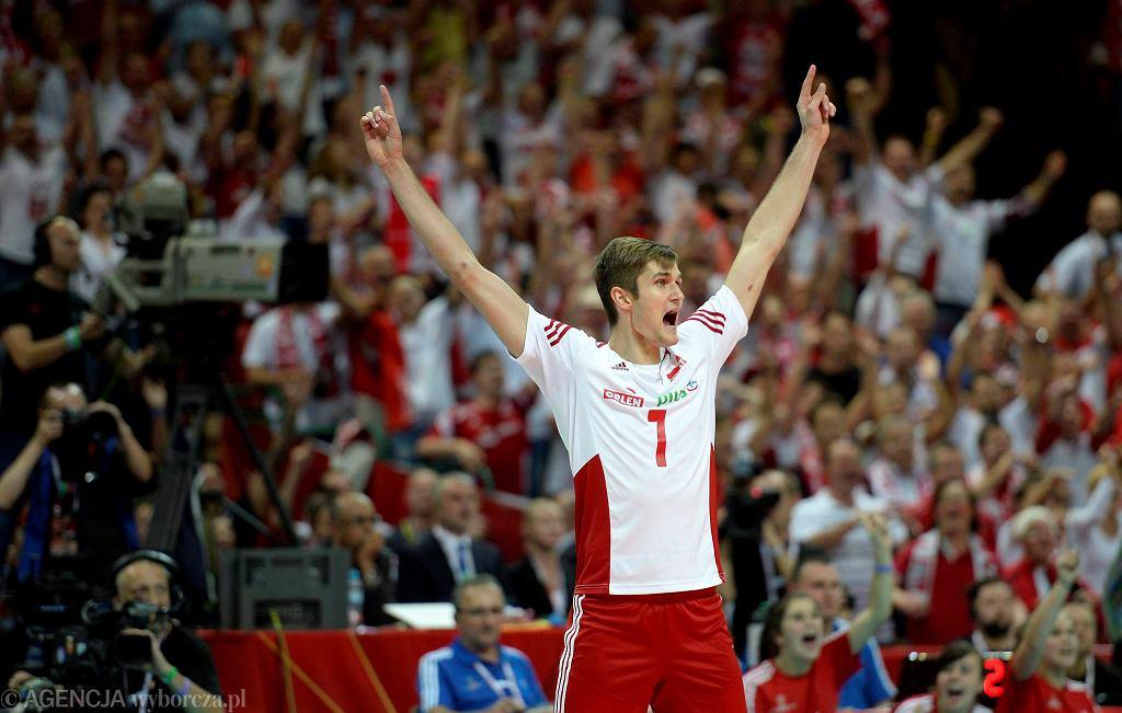 Polska pokonała w Spodku Brazylię i zdobyła tytuł Mistrza Świata
