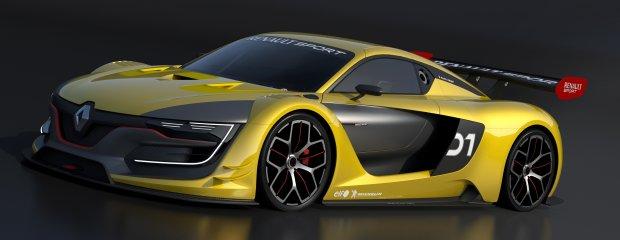 Renault Sport R.S. 01 | Imponujący design i wysokie osiągi