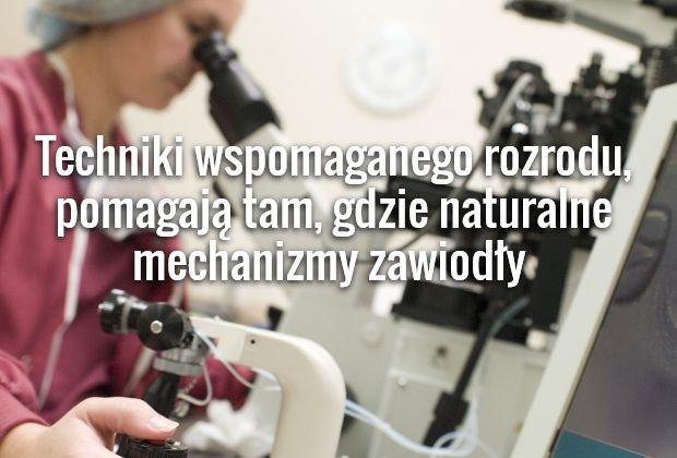 Naprotechnologia zastąpi in vitro?