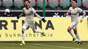 Mladenović najlepszym piłkarzem w ekstraklasie. Obcokrajowcy zdominowali listę nagrodzonych