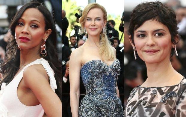 Największe gwiazdy kina przybyły na festiwal filmowy w Cannes, który odbywa się już op raz 67. Aktorki w zjawiskowych sukniach pozowały na czerwonym dywanie. Zobaczcie, jakie miały kreacje.