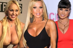 Mary Carey, Lisa ANn, Houston