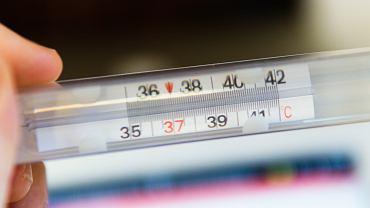 termometr (zdjęcie ilustracyjne)
