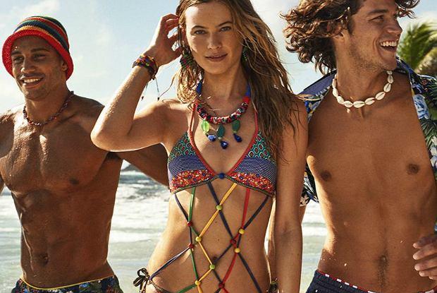 Kampania Tommy Hilfiger wiosna-lato 2016 - Behati Prinsloo i modele