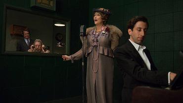 "Meryl Streep i Simon Helberg w filmie ""Boska Florence"""