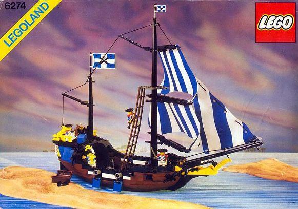 Stare zestawy klocków Lego