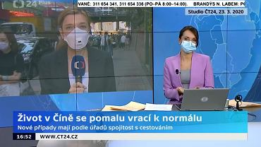 Czeska telewizja