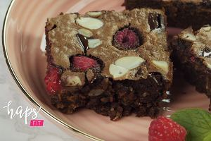 Pieczona czekoladowa owsianka FIT. Idealne śniadanie - nie tylko dla sportowców