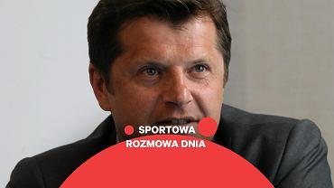 Cezary Kucharski w rozmowie ze Sport.pl
