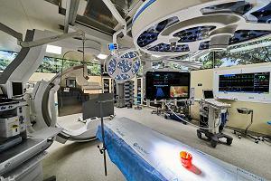 Szpital ma supernowoczesną salę operacyjną za 17 mln zł. Ale nie ma kontraktu na zabiegi