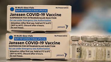 Niedzielski: W II kwartale Polska ma otrzymać 4,5 mln dawek szczepionki Johnson&Johnson