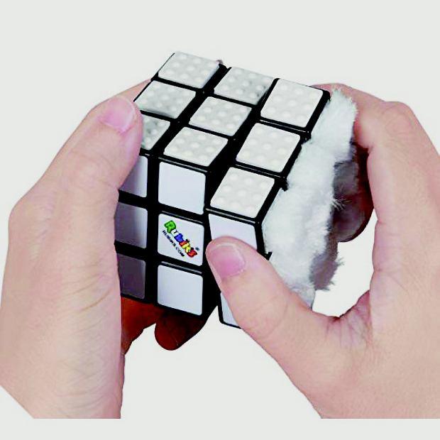 Nowa wariacja na temat kostki Rubika