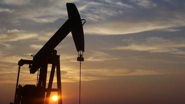 Cena ropy WTI spadła poniżej 0 dol.