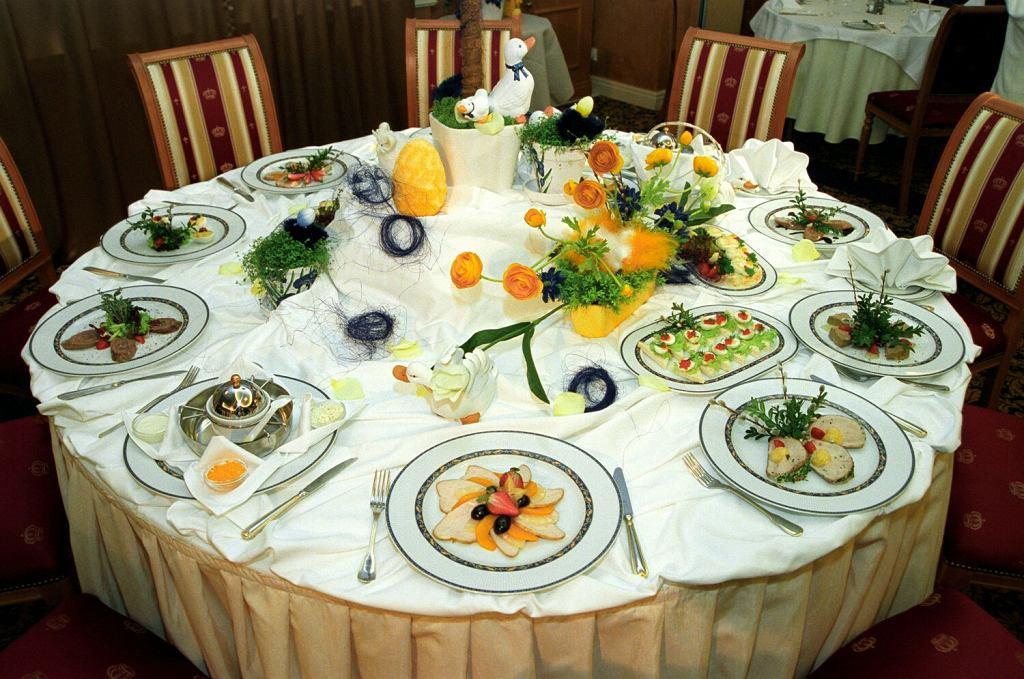Wielkanocne dania