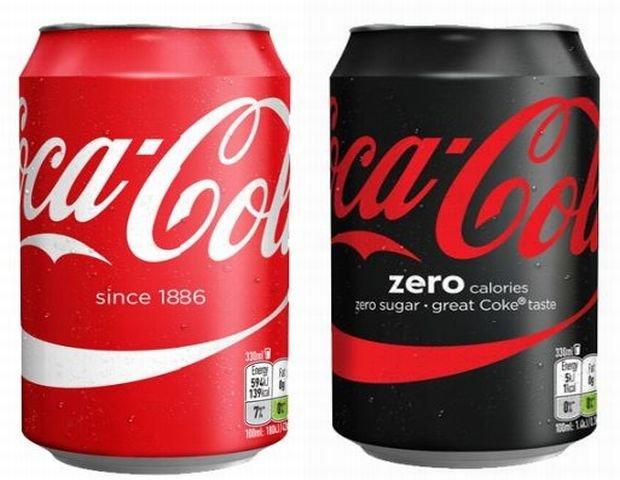 Coca-Cola wprowadza w Europie nowe puszki. Wszystkie mają wyglądać tak samo. Ale nie w Polsce