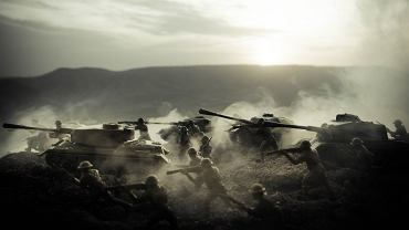 Sennik: wojna. Co oznacza sen o wojnie? Zdjęcie ilustracyjne