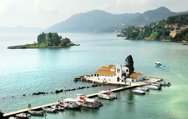 Wyspy greckie. Wyspy Jońskie
