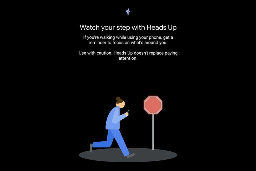 Google Heads Up