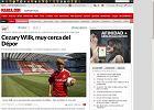 """Hiszpanie piszą o Cezarym Wilku: """"Transfer do Deportivo La Coruna jest bliski finalizacji"""""""