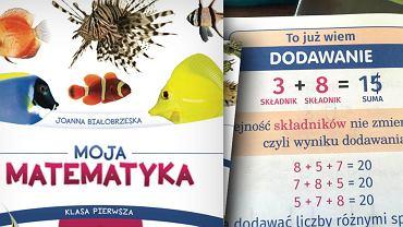 """Błędy w ćwiczeniach """"Moja matematyka"""" wydawnictwa Didasko"""