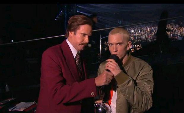 Will Farell i Eminem