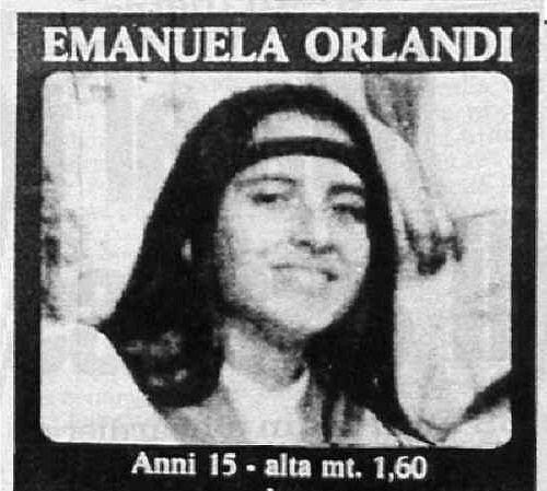 Emanuela Orlandi zaginęła w Watykanie w 1983 roku