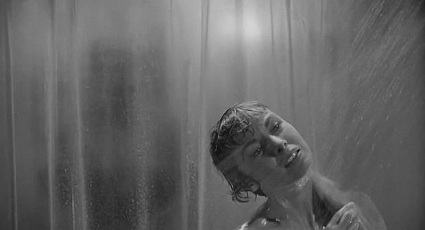 Kadr z filmu 'Psychoza'