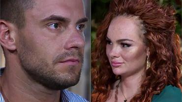 """""""Hotel Paradise"""". Wraca dawna uczestniczka! Kornelia całuje Krzyśka, a Justyna ma pretensje: Gościu, byłeś nieszczery!"""