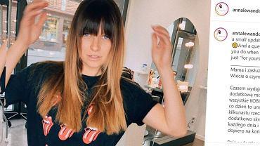 Anna Lewandowska/Instagram