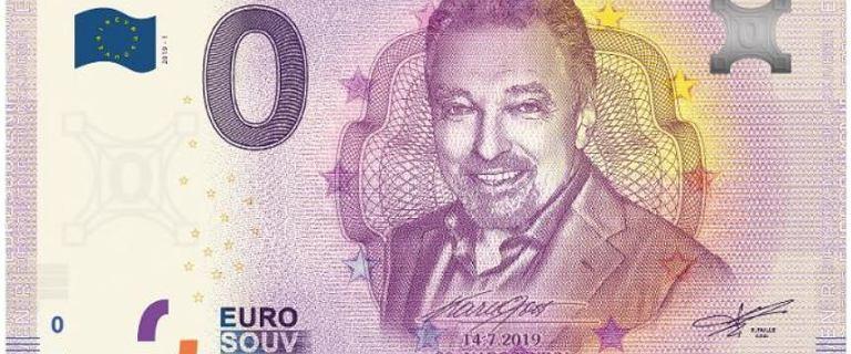 Czechy wyemitowały banknot 0 euro. Można zarobić tysiące koron