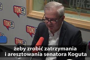 Kaczyński naciskał na aresztowanie senatora PiS? Ucho Prezesa w praktyce